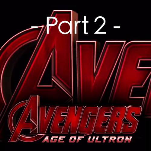 Tutorial 112 - Avengers: Age of Ultron Title Sequence Part 2