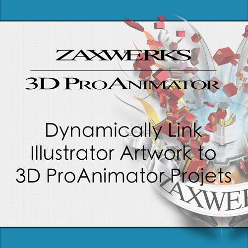 Tutorial 113 - Dynamically Linked Illustrator Artwork