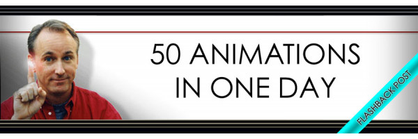 50 Animations In One Day