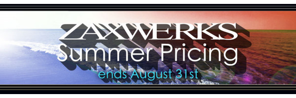 Summer Pricing Ending August 31st