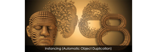 3D ProAnimator Tutorial - Distributing and Animating Duplicated Objects Into 3D Shapes