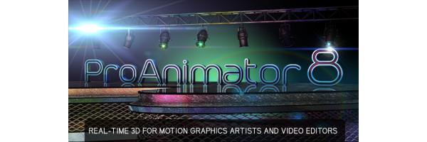 Sneak Peek! 3D ProAnimator 8 - New Features Revealed (Part 2)