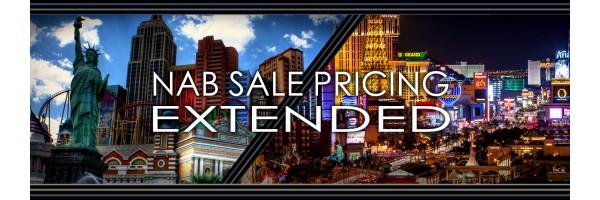 NAB Sale Extended