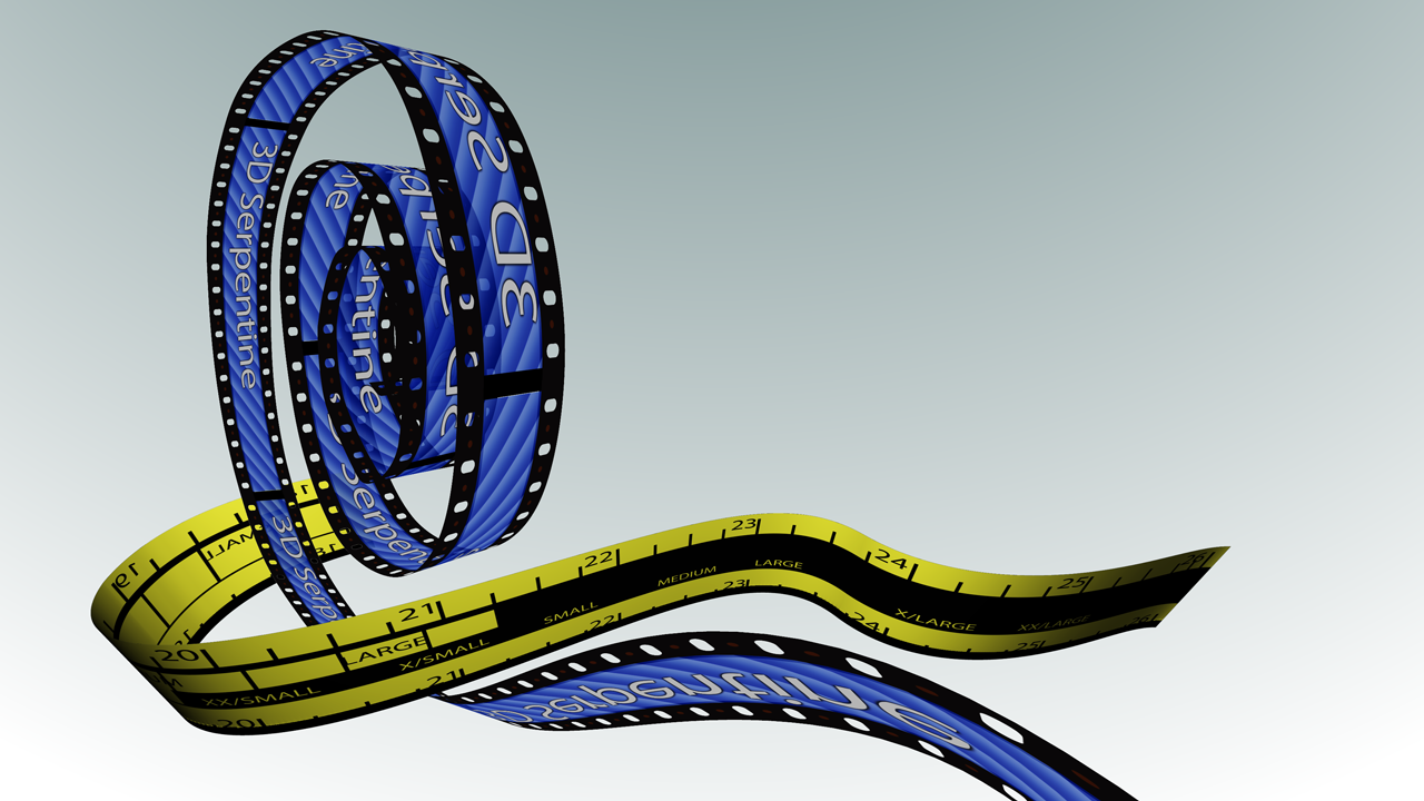 3D Serpentine for After Effects