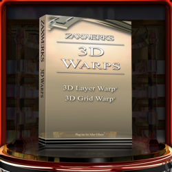 3D Warps for After Effects