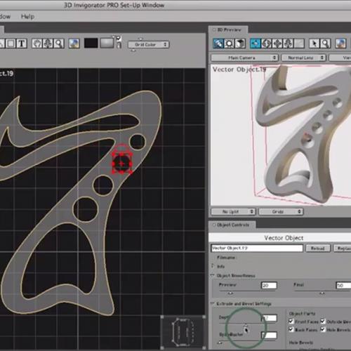 Tutorial 42 - 3D Invigorator/ProAnimator: Realtime Drawing Tools