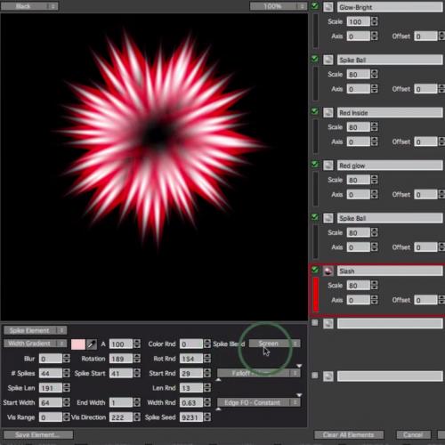 Tutorial 72 - 3D ProAnimator/3D Invigorator - Flare Controls Part 4