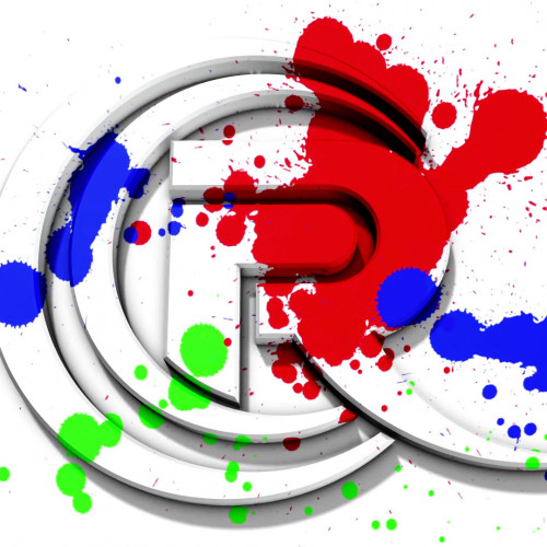 Tutorial 101 - 3D ProAnimator Paint Splatters on a 3D Logo