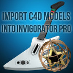 Tutorial 129 - Import Cinema 4D Models Into 3D Invigorator PRO