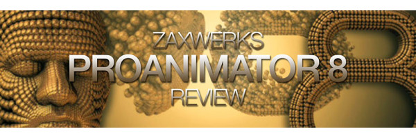 Review - Zaxwerks 3D ProAnimator 8 Review  by VFXer - VFX & Motion Graphics