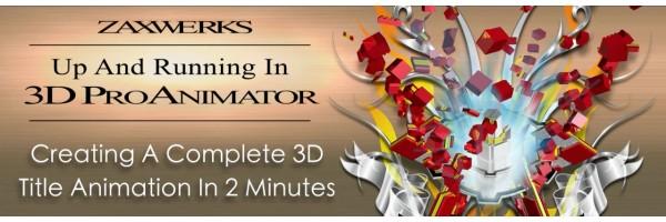 Sneak Peek - Free 3D ProAnimator Course