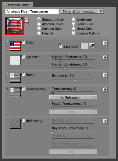 3D Flag for After Effects