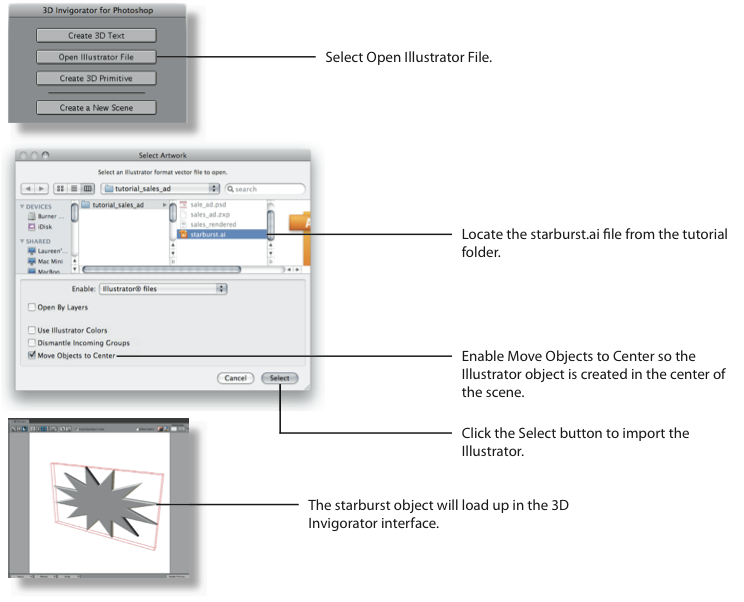 3D Invigorator for Photoshop Documentation